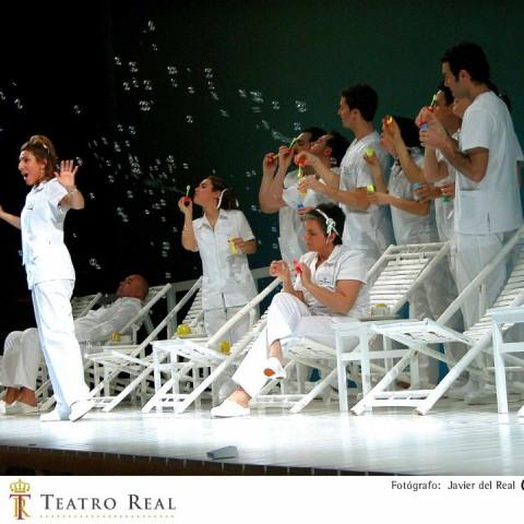 Il Viaggio a Reims - Javier del Real