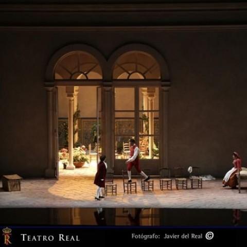 Le Nozze di Figaro - Javier del Real